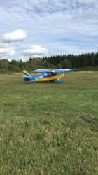 Andel i Bellanca Super Decathlon säljes