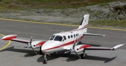 Pilots dream Cessna 414