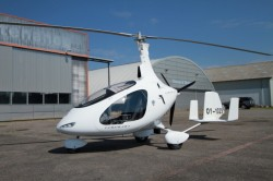 AutoGyro, Cavalon (demo aircraft)